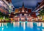 Hôtel Pa Tong - Nipa Resort-1