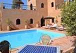 Location vacances Ouarzazate - Riad Dar Bergui-1