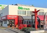 Hôtel Allevard - Ibis Styles Crolles Grenoble A41