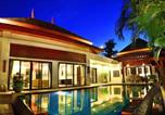 Villages vacances Rawai - The Bell Pool Villa Resort Phuket-4