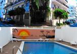 Location vacances Sant Antoni de Portmany - Hostal Horizonte-1