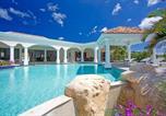 Location vacances Marigot - La Salamandre 4 - Lagoon front villa in Terres Basses with massive pool-1