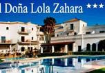 Hôtel Zahara de los Atunes - Hotel Doña Lola Zahara-3