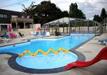 Camping avec Piscine Theix - Flower Camping De Rhuys-1