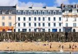 Hôtel Saint-Malo - Ibis Saint Malo Plage-1