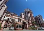 Location vacances Kota Kinabalu - Marina Court Resort Penthouses-1