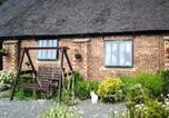 Location vacances Usines de la vallée de la Derwent - Brookley Barn-3
