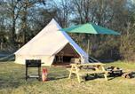 Location vacances Haverhill - Rum Bridge Pet Friendly Bell Tent-4