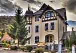 Hôtel Benneckenstein (Harz) - Hotel Villa Alice