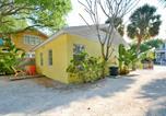 Location vacances Indian Rocks Beach - 724 Gulf Blvd Cottage #55457 Cottage-2