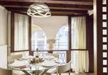 Location vacances Venise - Rialto Corte dei Sansoni canal view-1