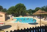 Camping avec Hébergements insolites Ardèche - La Source-2