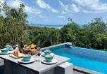 Location vacances Taling Ngam - Sky Villa Seren with free car-1