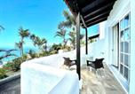 Location vacances  Province de Santa Cruz de Ténérife - Bungalow con vistas a Oceano en La Palma-2