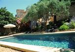 Hôtel La Roque-sur-Pernes - Le Jardin de Mazan-1
