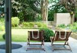 Location vacances Liège - Gîte Au26 côté jardin-côté cour-1