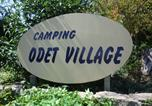Camping avec WIFI Finistère - Camping Odet Village-1