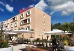 Hôtel Ardèche - Ibis Loriol Le Pouzin-1