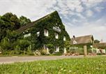 Hôtel Verdun-sur-le-Doubs - Le Parc de l'Hostellerie-2