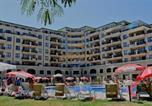 Location vacances Balchik - Sea View Rental Front Beach-2