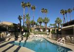 Location vacances Palm Desert - Zen Pool Villa - Art & Vintage Design by Pool & Jacuzzi - Ironwood Cc-1