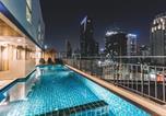 Hôtel Khlong Tan Nuea - Adelphi Suites Bangkok-3