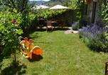 Location vacances Chanteuges - Cozy Holiday Home in Villeneuve-d'Allier amidst Forest-3