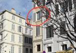 Location vacances Marseille - Vieux Port Studio Chic-2