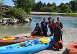 Camping avec Piscine Saint-Maurice-de-Gourdans - Camping Les Plages de l'Ain-4