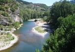 Location vacances  Lozère - Cozy Holiday Home in Sainte-Enimie with River Nearby-2