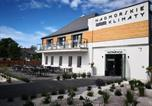 Hôtel Mielno - Nadmorskie Klimaty-1