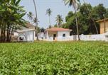 Hôtel Anjuna - Yellow Jumbo Anjuna Beachside Hostel-4