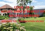 Hôtel Condé-sur-l'Escaut - Maison d'Hôtes - Le Domaine de la Frênaie-4