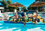 Camping avec Quartiers VIP / Premium Hérault - Camping Les Sablettes-2