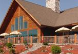 Hôtel Oneonta - Hanah Mountain Resort and Country Club-1