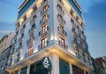 Hôtel Levent - Febor İstanbul Bomonti Hotel & Spa