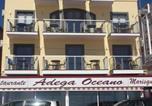 Hôtel Nazaré - Hotel Oceano-1