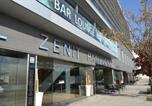 Hôtel Province de Navarre - Hotel Zenit Pamplona-4