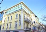 Hôtel Sofia - Sveta Sofia Hotel-2