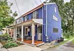 Location vacances Bridgewater - Charming Dwtn Retreat with Porch - Walk to New Hope!-3
