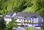 Hôtel Coblence et la forteresse d'Ehrenbreitstein - Hotel Nora Emmerich-1