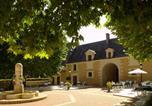 Hôtel Thenay - Château de la Menaudière-4