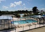 Camping avec Parc aquatique / toboggans Saint-Yvi - Camping De Kéranterec-1