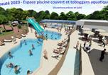 Camping avec Piscine Isigny-sur-Mer - Camping L'Espérance-2