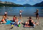 Camping avec Accès direct plage Rhône-Alpes - Campéole La Nublière-1
