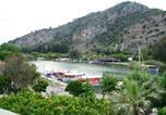 Location vacances Dalyan - Cinar Sahil Pansiyon-3