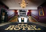 Hôtel Lulea - Grand Hotel Mustaparta-1