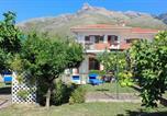 Location vacances Ausonia - La Villa dei Limoni - Villa Panoramic with Pool-4