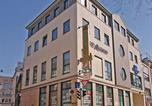 Hôtel Gare de Trier - Hotel Aulmann-1