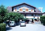 Hôtel Burdignin - Hôtel Restaurant Aux Touristes-1